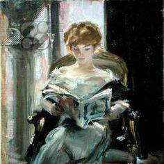Irving Ramsey Wiles (American, 1861–1948).