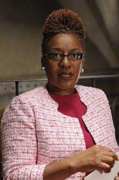 Mrs. Frederic - Warehouse 13 (CCH Pounder)