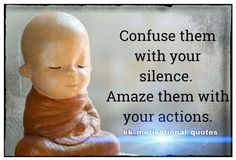Confuse with your silence. Amaze them with your actions #budha #budhaquotes #inspire Make Money Online, How To Make Money, Dare Games, Online Digital Marketing, Song Play, Blogger Templates, Earn Money, Buddha, Motivational Quotes