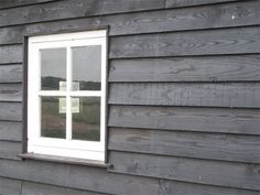 Potdekselplank | Douglashout.nl House Design, Simple House, Garage Room, Summer House Garden, House Exterior, Summer House, French Doors Exterior, Arch House, Scandinavian Cottage