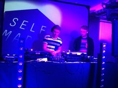 Disclosure bang it out the park at Bench #selfmade launch