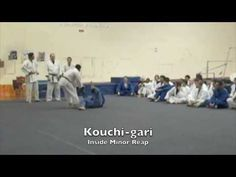 15 BASIC JUDO THROWS - LA VALLEY COLLEGE - YouTube
