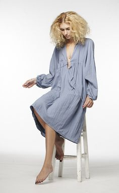 Loup Charmant Goa Dress / D015