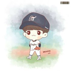 Baekhyun Chibi Cr. EXO FAnarts https://www.facebook.com/pages/EXO-FAnarts/494426313914374?fref=ts