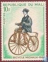 Timbre vélo Mali