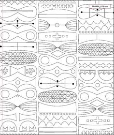 Free printable number stencils for painting