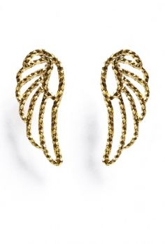 Fly Away With Me Stud Earrings by Phoebe Coleman