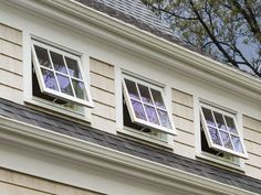 dormers awning windows - Google Search