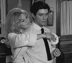 Brigitte Bardot & Sami Frey : La Vérité (Henri-Georges Clouzot, 1960)