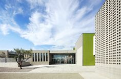 Rossend Montané School / GGG | ArchDaily