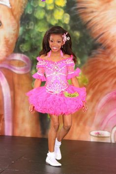 Cinderella fashions pageant clothes 4