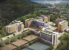 Architect: General Education & Research Complex of Seoul Nati...