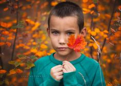 Mother Takes Breathtaking Photos of Her Ten Kids