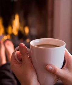 there is nothing better then the first cup of coffee in the morning,,,there nothing better then to wake to the smell of coffee brewing in the morning...well o someone the share it with would be even nicer..no words need just a smile and warm embrace enjoying nature wake up around you...the sweeties thing ever..