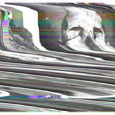 glitch_skull by letloosethelambs, via Flickr