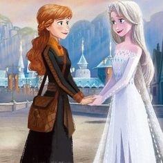 Frozen Disney Anna, Elsa Frozen, Art Pics, Art Pictures, Frozen Comics, Star Wars Characters, Disney Characters, Frozen Pictures, Frozen Sisters