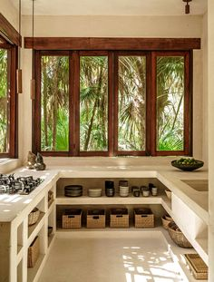 3 Outstanding Clever Ideas: Natural Home Decor Interior Design natural home decor earth tones brown.Natural Home Decor Diy Signs natural home decor inspiration interior design.Natural Home Decor Diy Essential Oils. Concrete Kitchen, Kitchen Countertops, Concrete Floor, Concrete Countertops, Kitchen Cabinets, Natural Home Decor, Natural Homes, Interior Design Kitchen, Dirty Kitchen Design