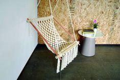 Zelf een hangstoel maken