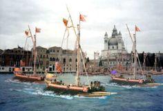 Venetians galleys