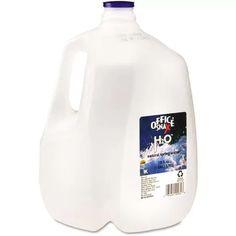 Office Snax Bottled Spring Water, 3pk