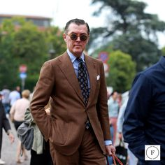 Dark Brown Summer Suits Esquire recently held a party at the palatial Museo  Bagatti Valsecchi, a historic museum house in Milan, to celebrate their new  ... 15a9a544b3d