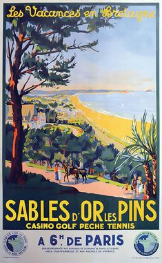 Bid Now: Sables D'Or Les Pins Casino Golf Peche Tennis vers 1920 - April 3, 0121 2:00 PM CEST Paris Montparnasse, Tennis, Golf, United Airlines, Pin, Poster On, Vintage Posters, Places To Go, The Unit