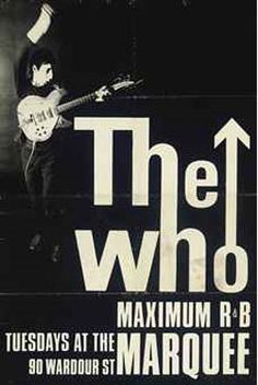 the who poster - Google Search