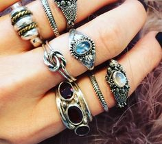 Every ring is a statement piece