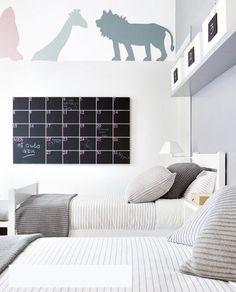 Decoración infantil y juvenil clásica: El Osito Azul - Muebles y decoración - Compras - Charhadas.com