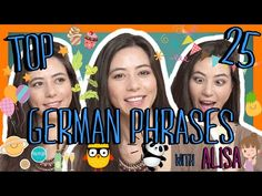Learn the Top 25 Must-Know German Phrases - YouTube