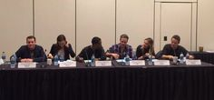 Game of Silence first table reading with David Lyons
