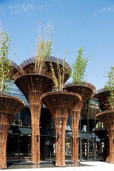 Galeria - Expo Milão 2015: Pavilhão do Vietnã / Vo Trong Nghia Architects - 13