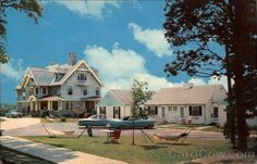 The Gables Inn and Resort Motel, Cape Cod West Falmouth Massachusetts