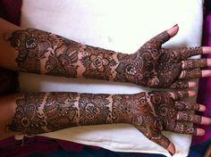 Best Bridal Mehndi Designs