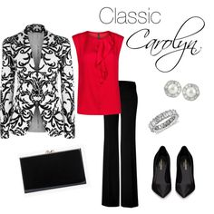 """""""For Carolyn (night)"""" by rebeccafh on Polyvore"""