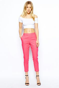 14 Linen Pants To Stay Cool In This Summer #refinery29  http://www.refinery29.com/linen-pants#slide8