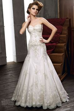 Maria Karin Wedding Dresses 2011 | Wedding Inspirasi