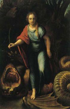 Raphaël, Sainte Marguerite