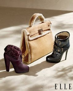 Fall's Fur Accessories - Discover the Latest Accessory Trends - ELLE