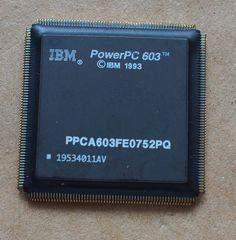 IBM PowerPC 603 CPU