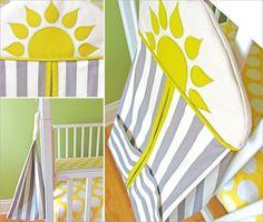 Hanging Diaper Stacker - Sewtorial