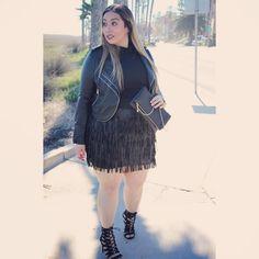Plus Size Fashion - Julzielu on Instagram