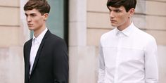 Men's Style Guide: Going Tie-Less #ArtieBobs #MensFashion