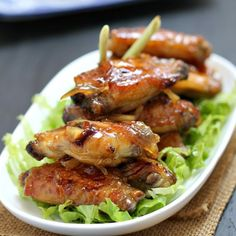 ... Asian (Chicken) on Pinterest | Steamed chicken, Fried chicken wings