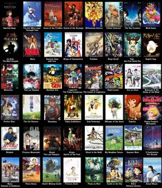 48 anime films you should see before you die