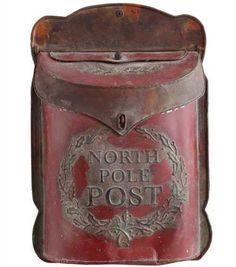 Santa's North Pole Mailbox