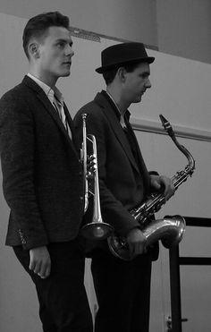 Jamie Brownfield & Liam Byrne Keswick Jazz Festival