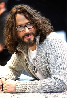 Chris Cornell...how cute is he?