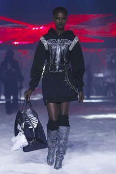 Philipp Plein Ready to Wear Fall Winter 2018 New York #PhilippPlein #NFW #newyorkfashionweek #readytowear #runway #fashion