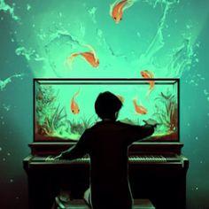 Pianoquarium :)